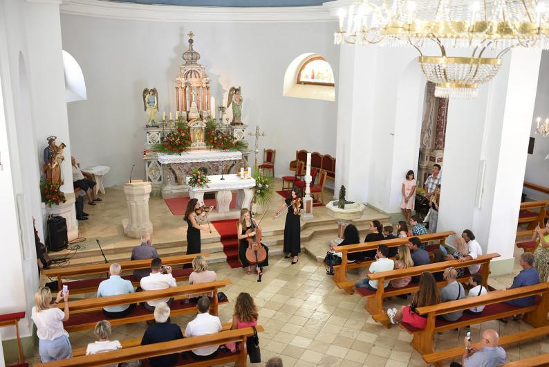 Održana misa i glazbeni recital u crkvi sv. Josipa