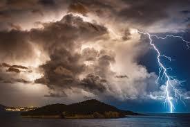 DHMZ - Upozorenje na opasne vremenske pojave za Hrvatsku